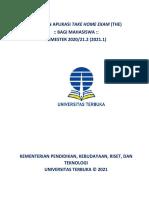 Panduan Aplikasi the Mahasiswa