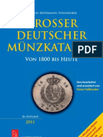 Grosser Deutscher Munzkatalog
