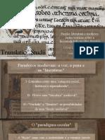 Ficção, Literatura e Medievo