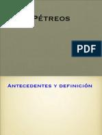 Pétreos