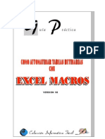 Excel Macros Tutorial (Spanish)