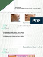 4ta Clase de Especializacion de Faciales Cg