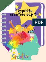 Resumen del capitulo 1 del libro espíritu de la creatividad