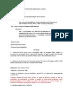 Atividade - Direito Penal militar