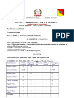 graduatoria esperti PON 2010-2011
