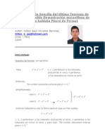 demostracion-sencilla-ultimo-teorema-fermat