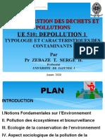 Résumé-DéPollution 1 Et Ecolo de Conservation-OK