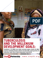 Tuberculosis and the Millenium Development Goals 2010