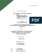 Mon Rapport PDF