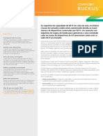 RUCKUS R550 Data Sheet - Portuguese