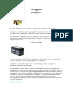 Tipos de Baterias e Pilhas