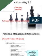 Management Consulting 2.0