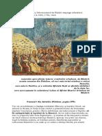 Biserica Apostolească și Sobornicească de Răsărit respinge calendarul gregorian. Enciclice de la 1593, 1756, 1848