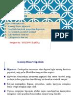 PP7 uji hipotesis