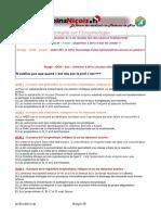 Compilés Enzymologie