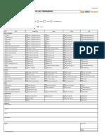 Lampiran 6 - Form Checklist Kendaraan