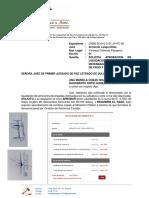Aprovacion de Liquidacion ANA MARIELE CUBAS NOLE