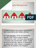 Grupo Sanguíneo (1)