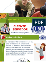 DESARROLLO WEB CLIENTE 1