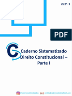CS - CONSTITUCIONAL PARTE I - 2021.1