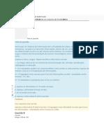 Documentação de Acervo Museológico-Modulo III