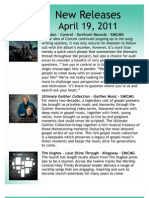 2011 April 19 Releases