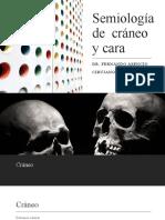 2. Semiología de Cráneo y Cara