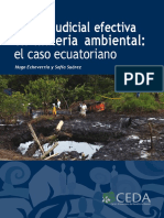 Tutela Judicial Ambiental 2013 0