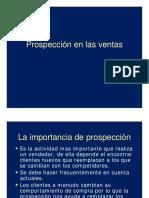 Prospeccion en Las Ventas