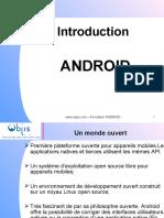 Composants d-une application Android (2)
