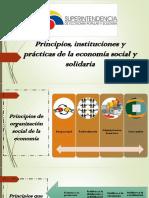 ORGANIZACIONES DE LA ECONOMÍA SOCIAL Y SOLIDARIA