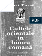 Robert Turcan - Cultele orientale în lumea romană [1998]