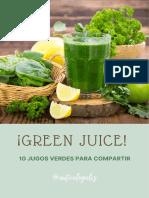Jugos Verdes L
