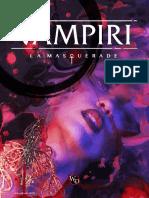 Vampiri la Masquerade 5° Edizione