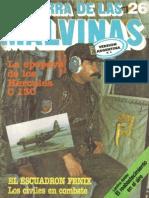La Guerra de Las Malvinas No 26