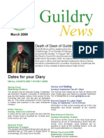 Guildry News March 2009