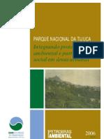 Aps. sobre o Parque Nac. da Tijuca - Proteção ambiental e participação social