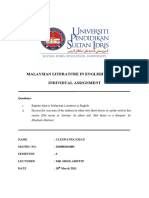 Malaysian Literature_Assignment