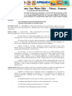 ACTA DE REUNIÓN DE DOCENTES 18 DE MAYO