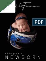 Bel Ferreira Fotografia Newborn Livro