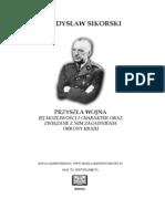 W.Sikorski_PRZYSZŁA WOJNA[1934]