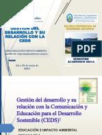 EIA-Sem 04-Gestión del Desarrollo y su relación con la CEDS