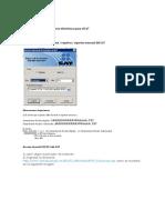 Generar el archivo de Facturas electrónicas para el SAT