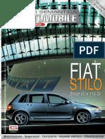 Stilo JTD 80 e 115 Cv - Studio Tecnico by Ediz. Semantica x l'Automobile