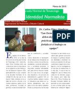 Boletín Identidad Normalista No. 7
