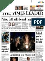 Wilkes-Barre Times Leader 3-21