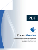 ICC Oncology Tools - Product Overview