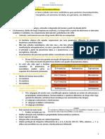 5 - Resumo Farmacologia II - Macrolídeos, Lincosaminas e Anfenicois