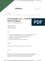 1-S-3750-13_LG_Traunstein_Partnervermittlung
