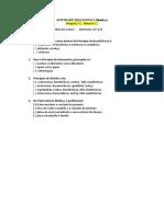 ATIVIDADE AVALIATIVA 2 - AULA 3 - BIOÉTICA 2021